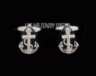 Fouled Anchor Cufflinks